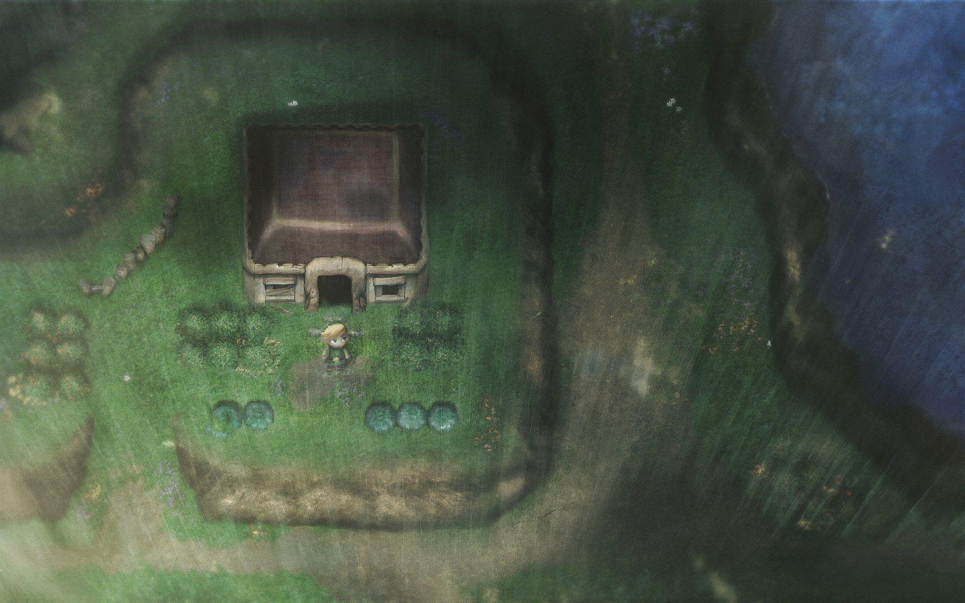 Zelda Desktop Wallpapers