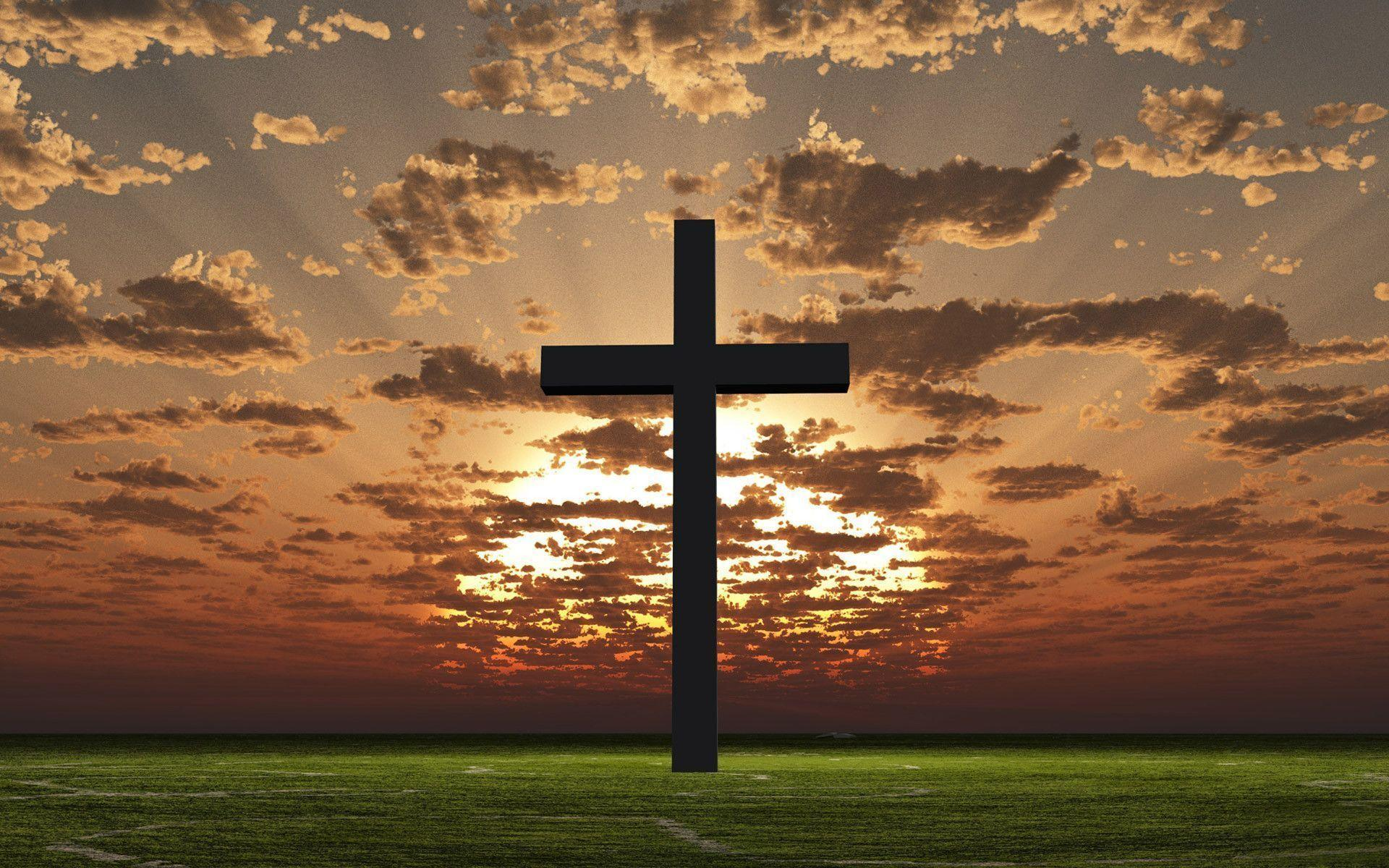 Christian Cross Wallpaper