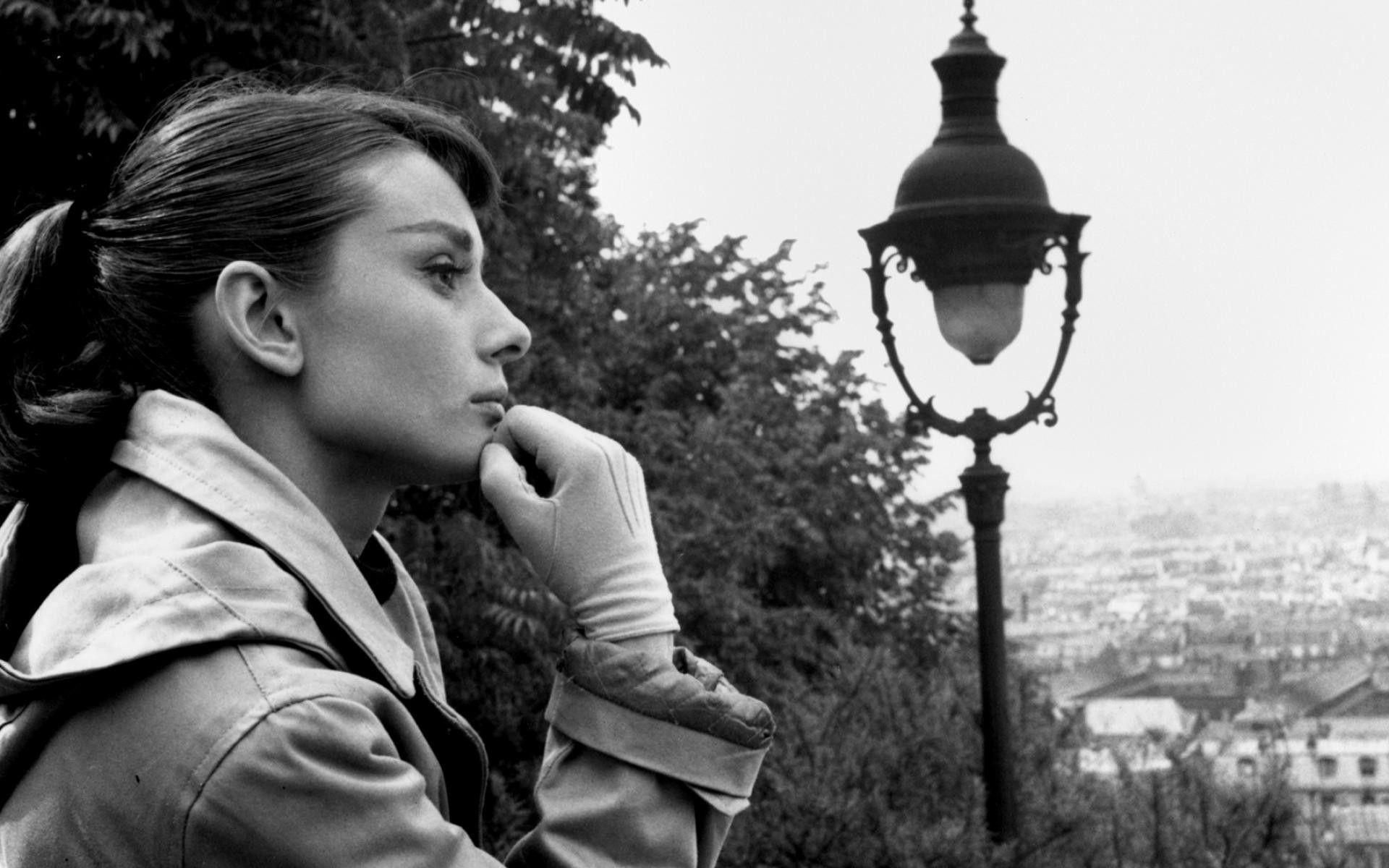 Audrey Hepburn Desktop Wallpapers