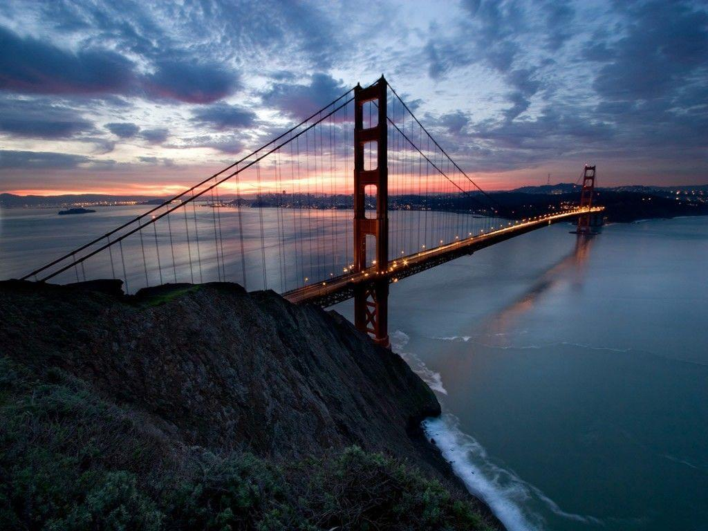 Golden gate bridge photo Wallpapers - HD Wallpapers 24986