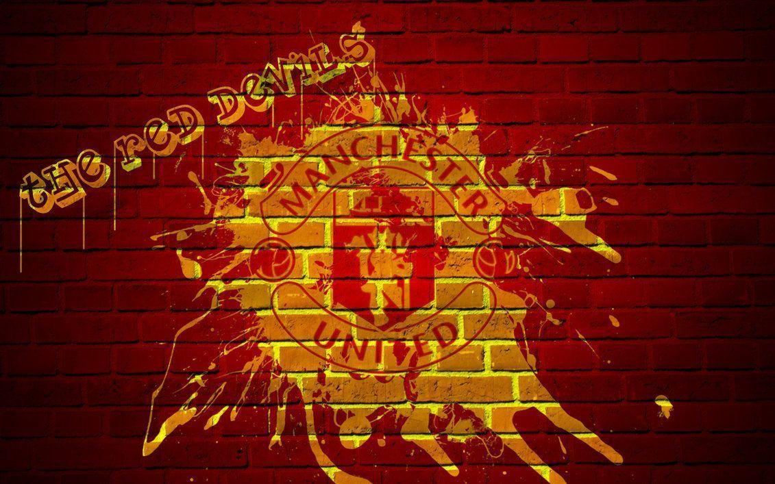 Manchester United Logo Club 29 HD Image Wallpapers