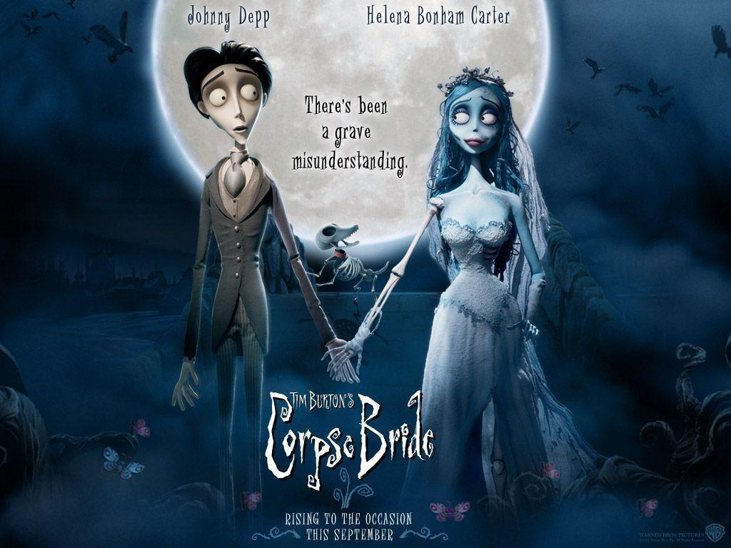corpse bride movie wallpapers - photo #19