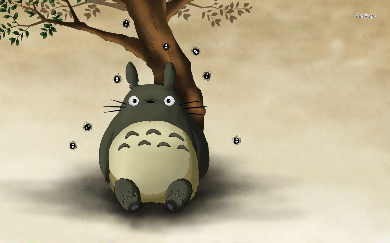 totoro iphone wallpapers and - photo #1