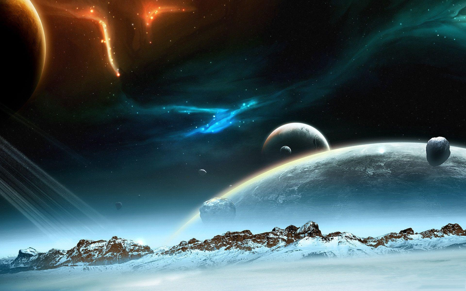 space desktop wallpaper backgrounds - photo #38