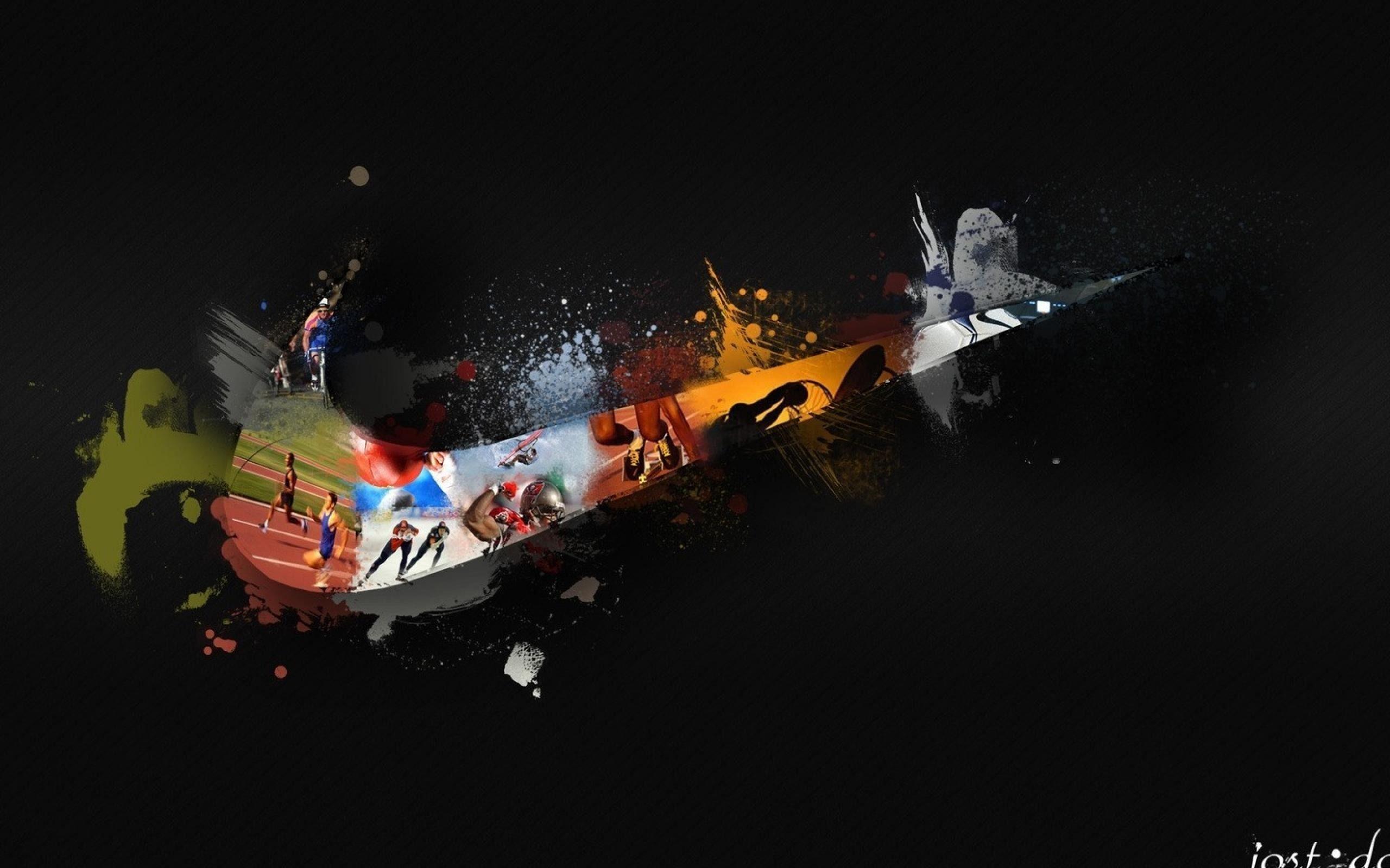 Nike Symbol Wallpapers Wallpaper Cave