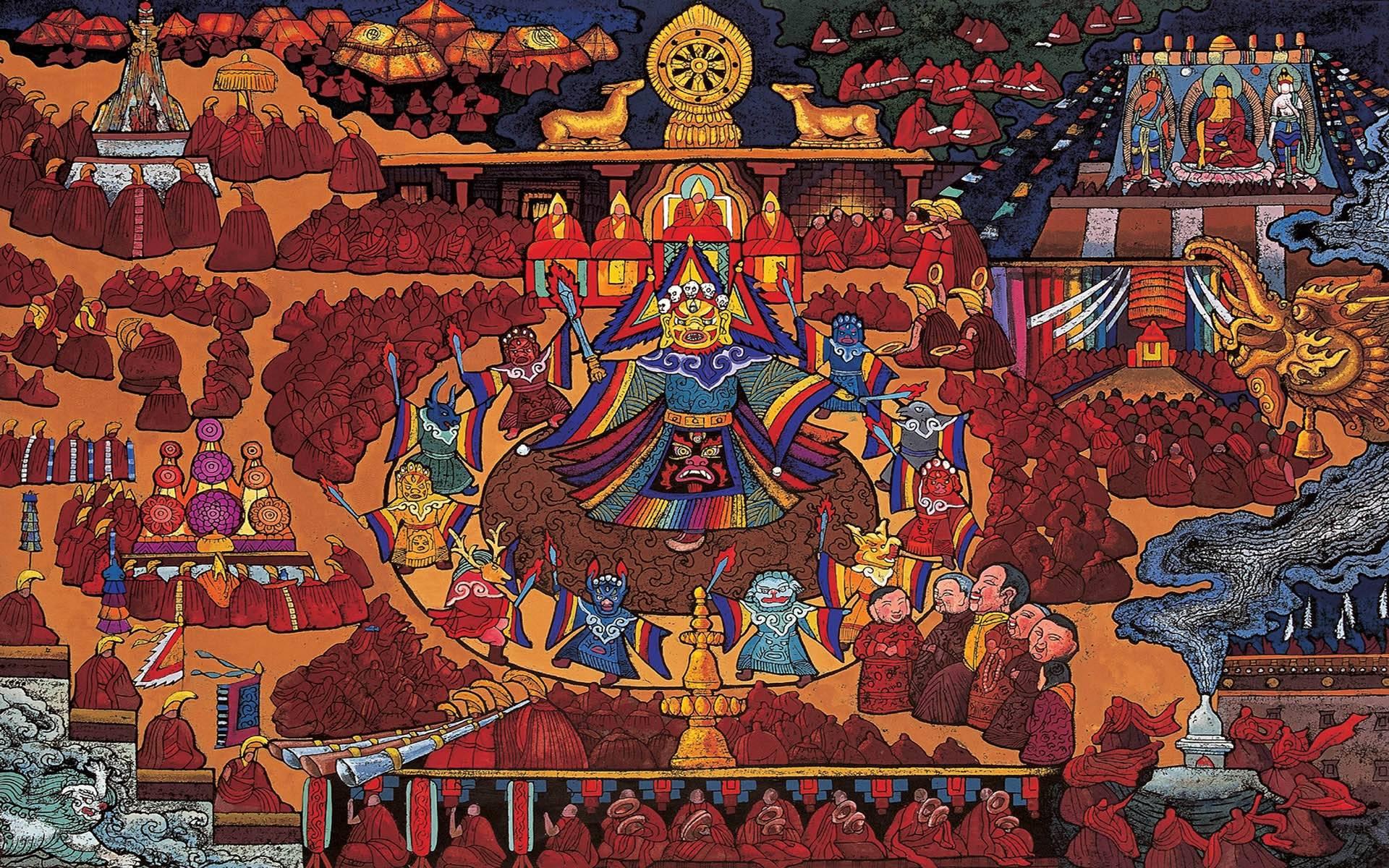 Tibet Wallpaper 36485 1920x1200 px ~ HDWallSource.com