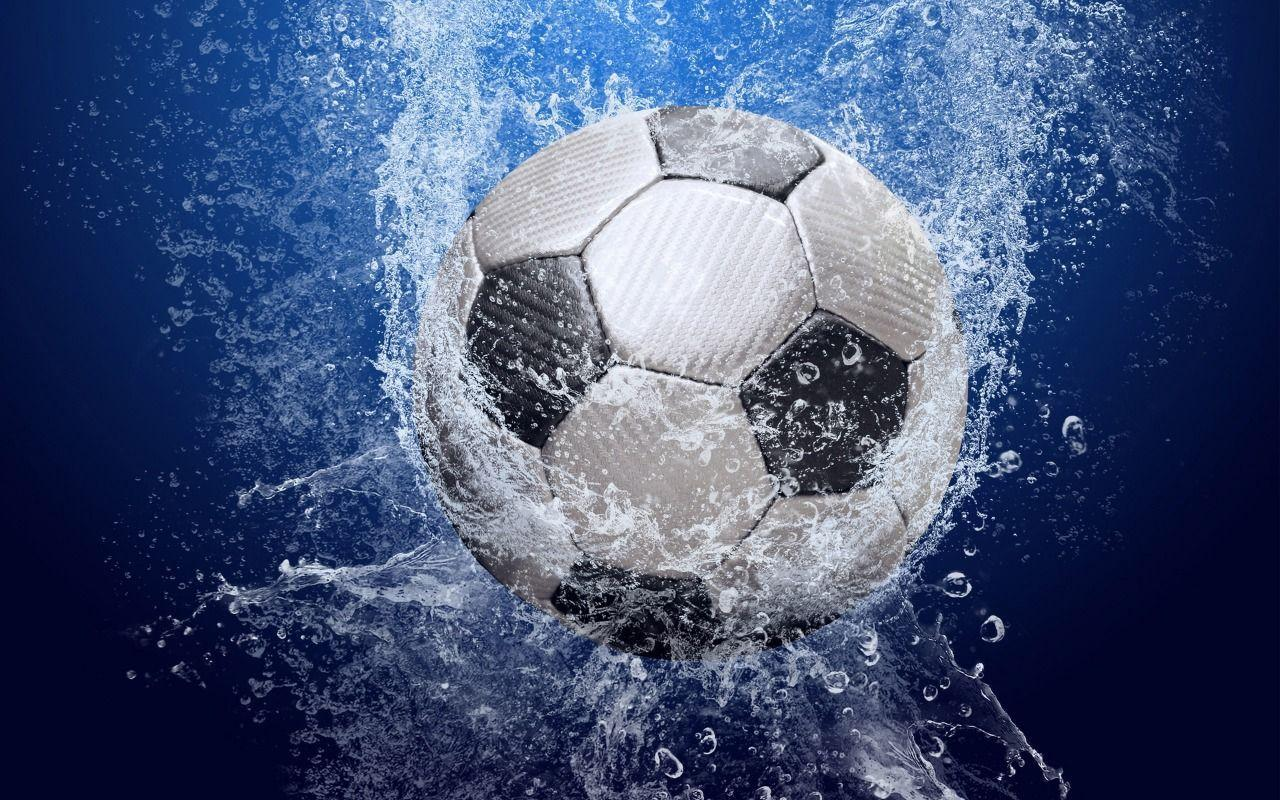 Soccer Ball Wallpapers Wallpaper Cave