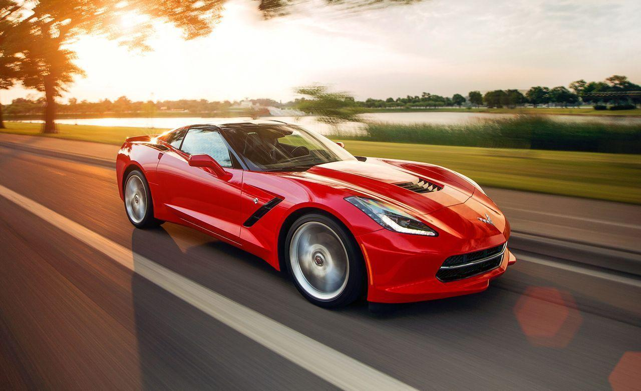 corvette wallpaper hd - photo #12