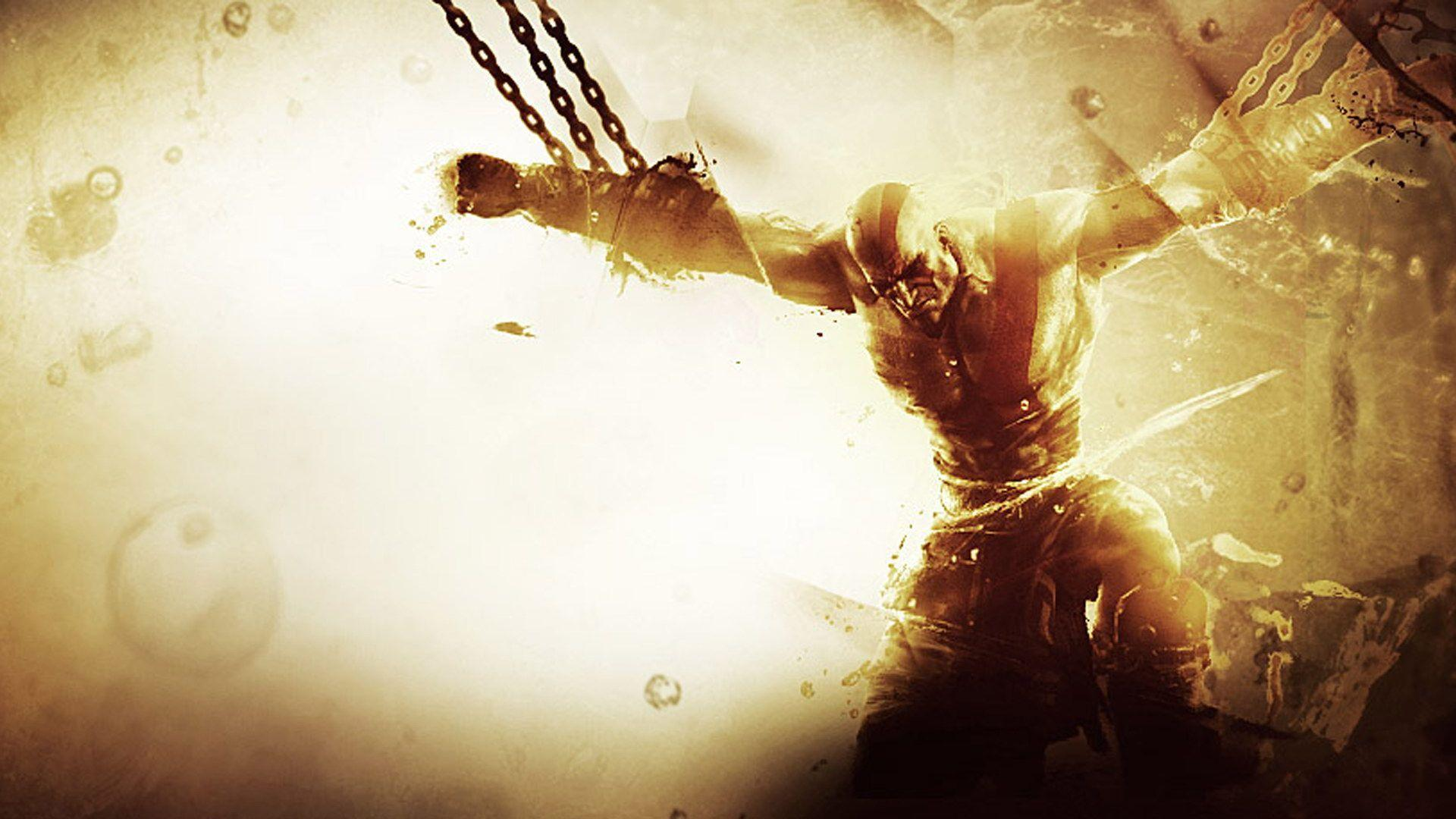 Wallpapers For > God Of War Ascension Wallpapers