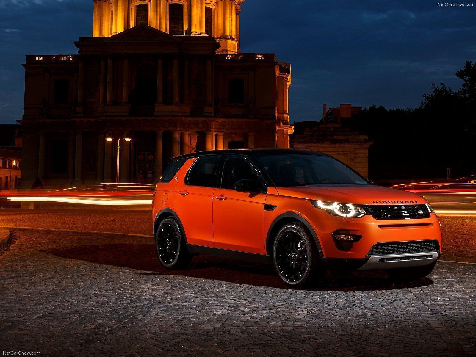 Wallpaper Land Rover Discovery Sport: Range Rover Sport 2015 Desktop Wallpapers 1600x1200