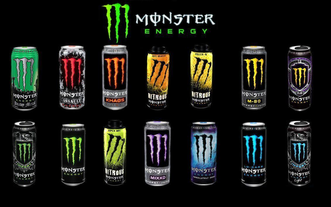Monster Energy Cool HD