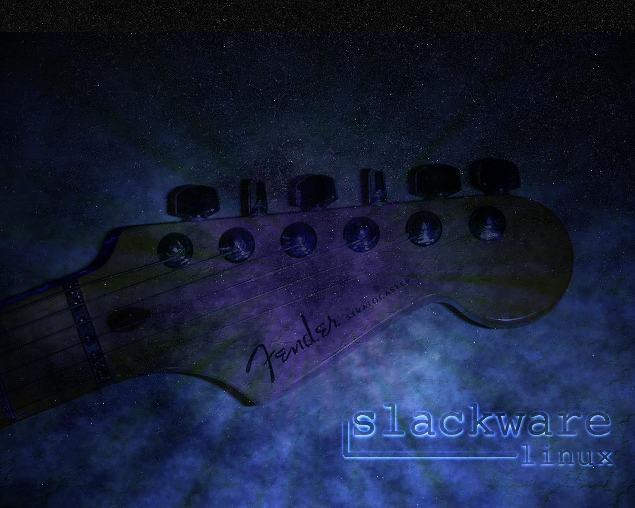 Slackware Linux Wallpaper