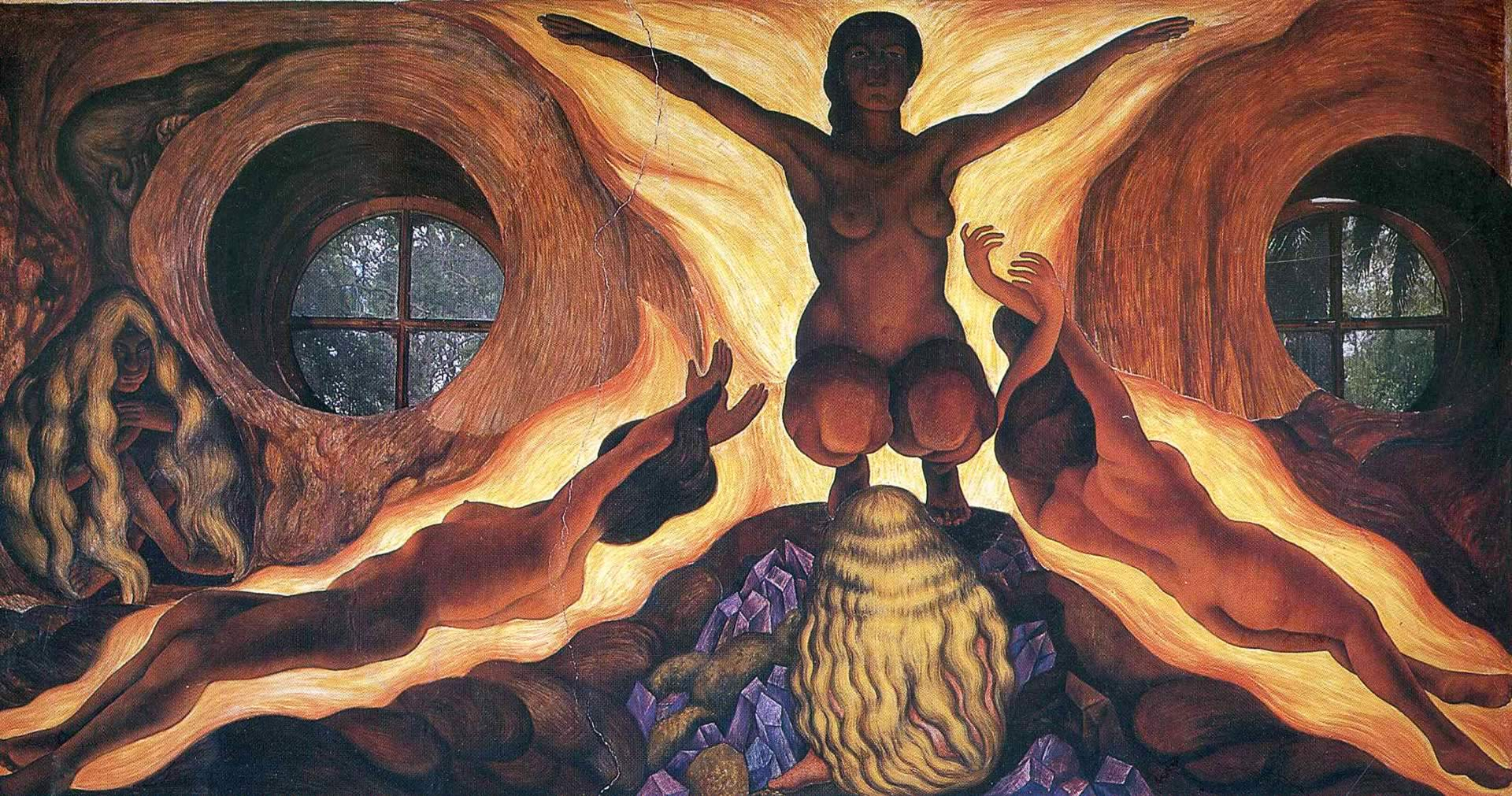 Diego rivera wallpapers wallpaper cave for Muralisme mexicain