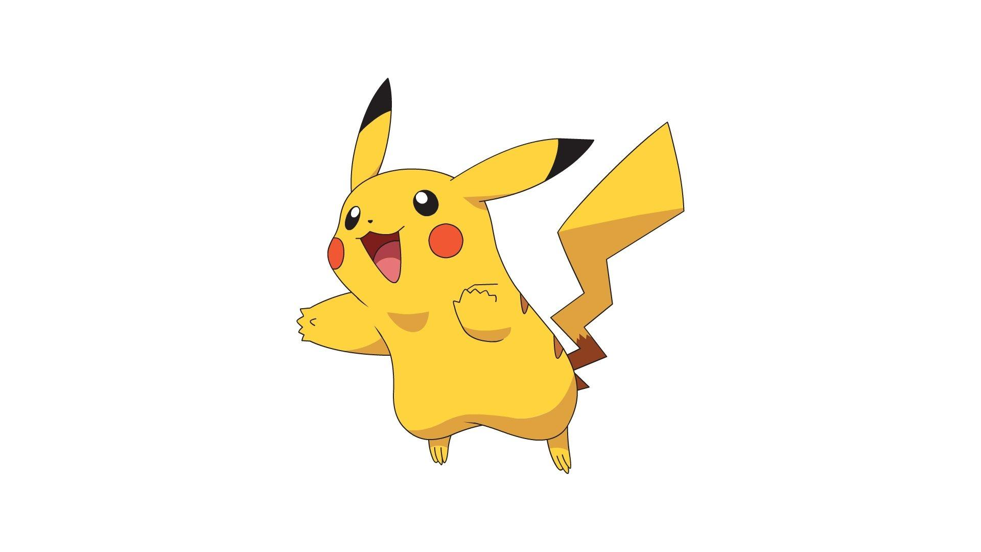 Animals For > Cute Pikachu Pokemon Wallpapers
