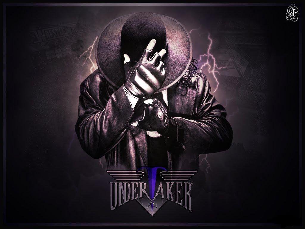Wwe Undertaker Desktop Wallpapers Free Download