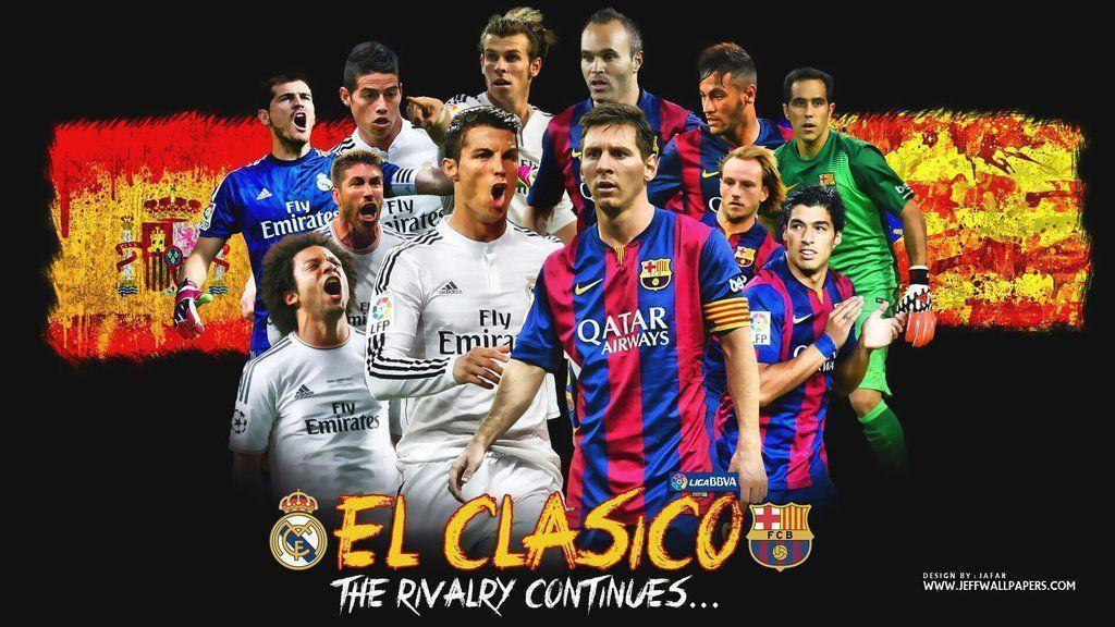 real madrid fcb