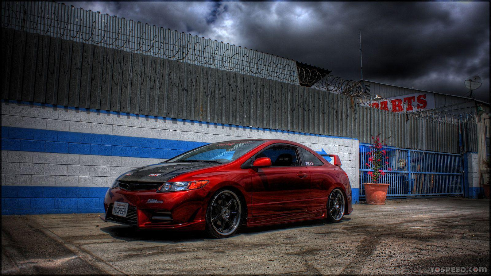 honda civic si wallpapers wallpaper cave. Black Bedroom Furniture Sets. Home Design Ideas