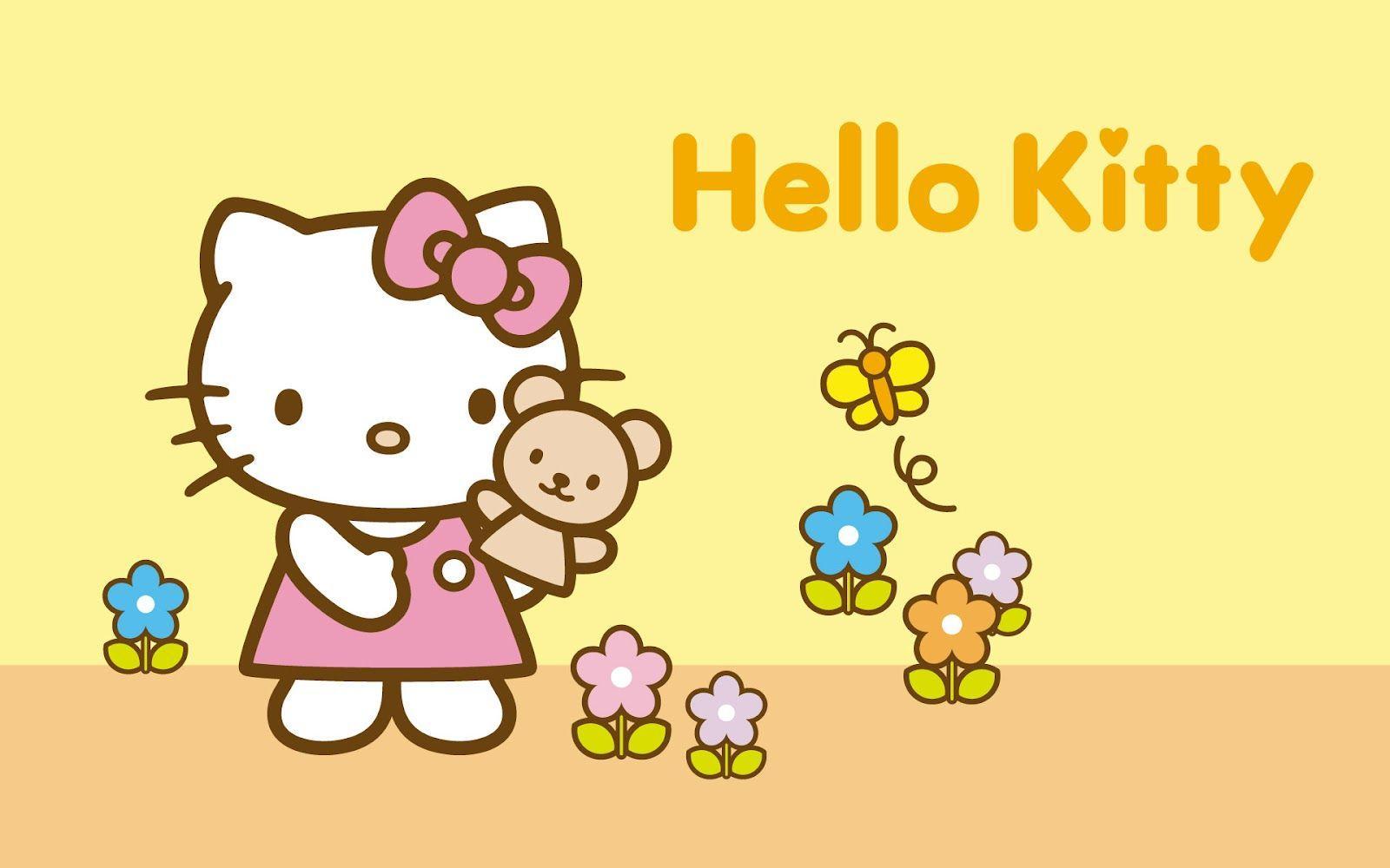 hello kitty fall wallpaper - photo #3