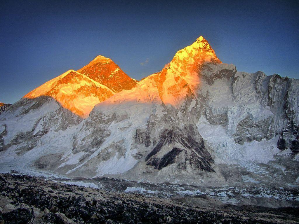 Mount Everest HD Wallpaper for Desktop 7852 - smakkat.info