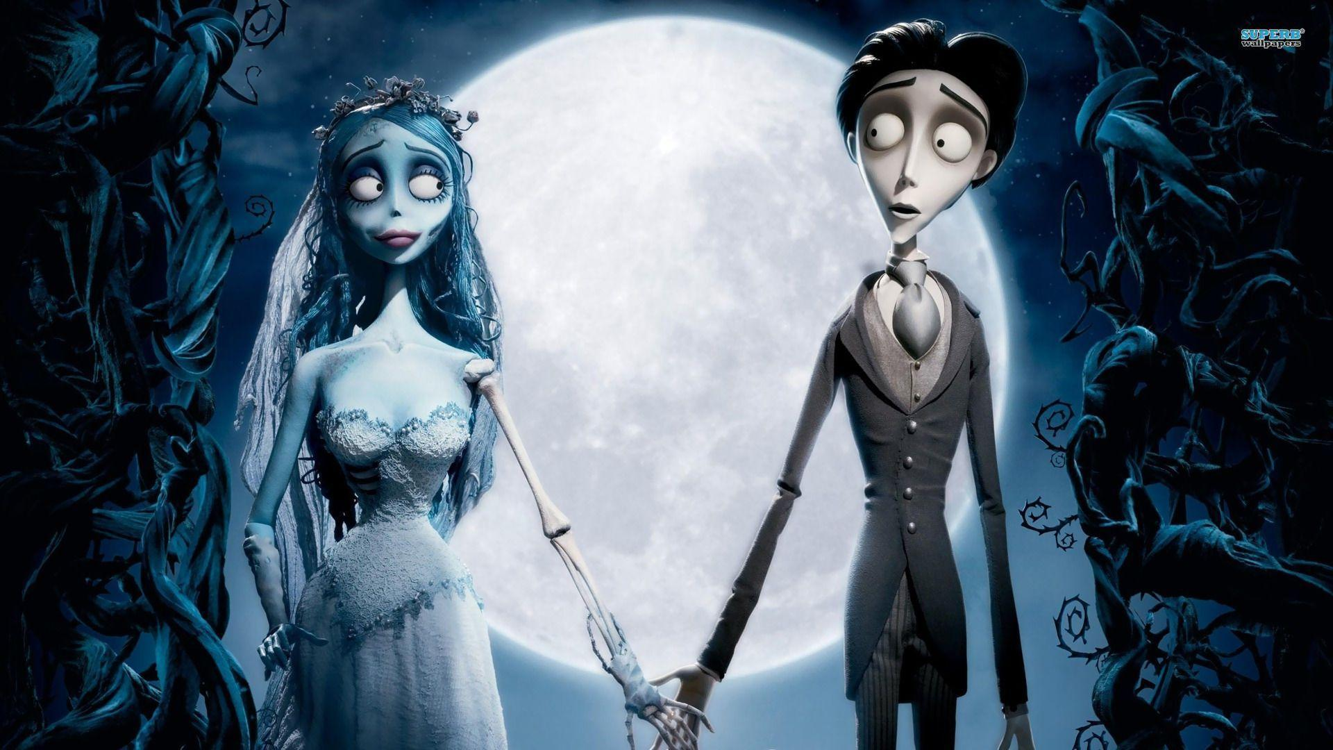 summary of corpse bride