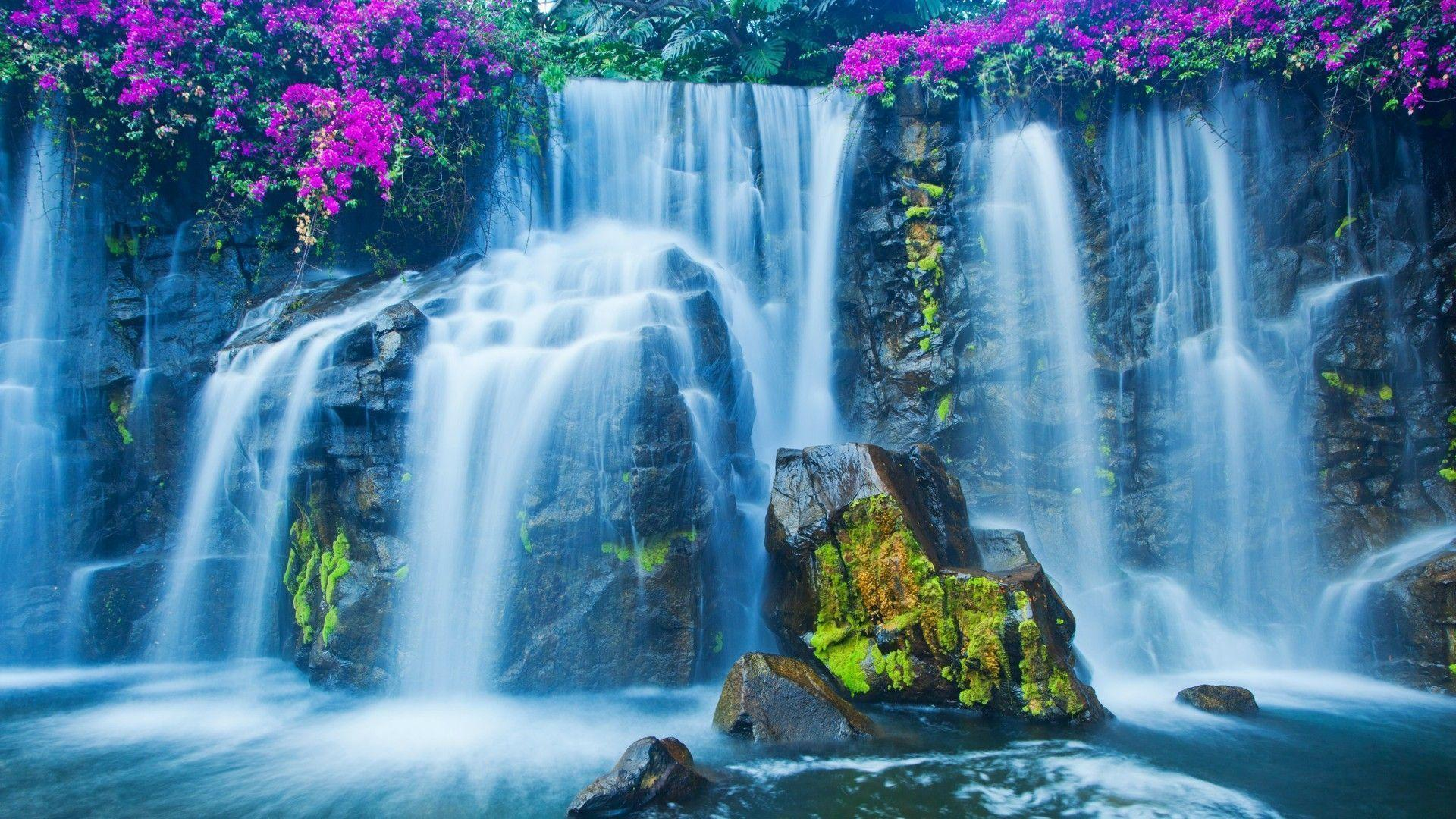 Great Beautiful Waterfalls Wallpapers