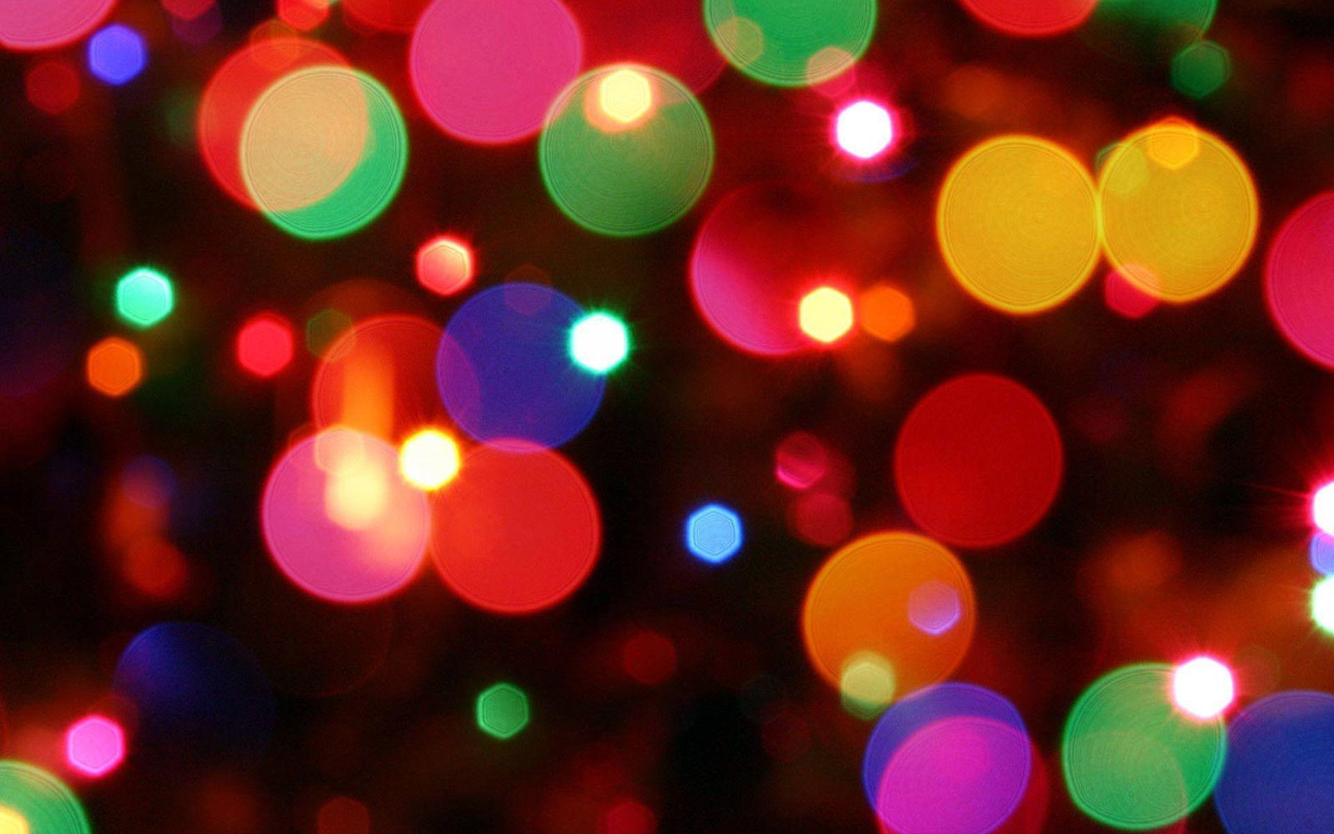Christmas lights wallpaper - Holiday Lights Christmas Wallpaper1 Christmas Lights Wallpaper
