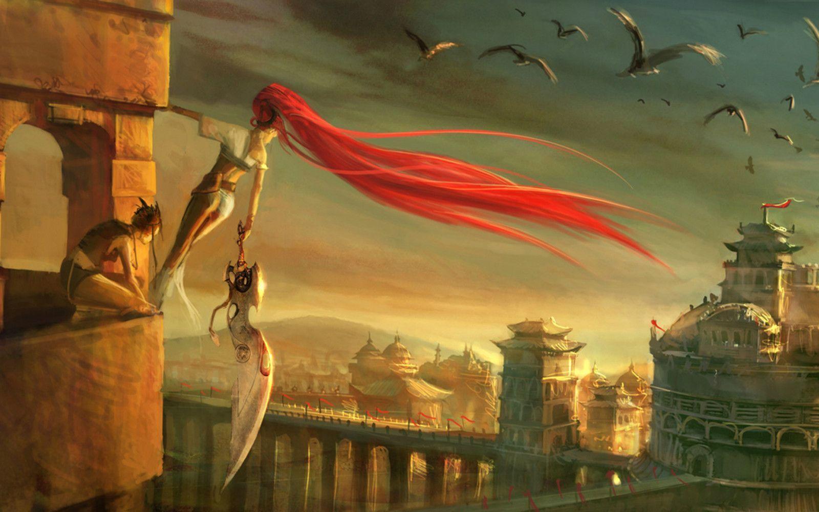 3d Sword Games Hd Wallpaper For Mobile: Heavenly Sword Wallpapers HD