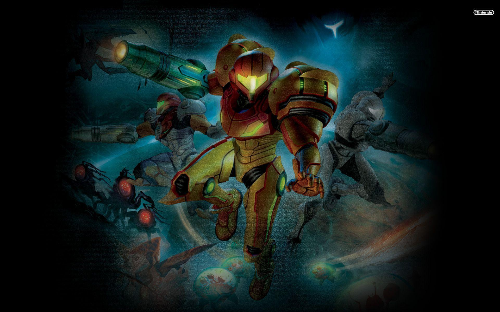 Metroid Prime Trilogy picture Wallpapers