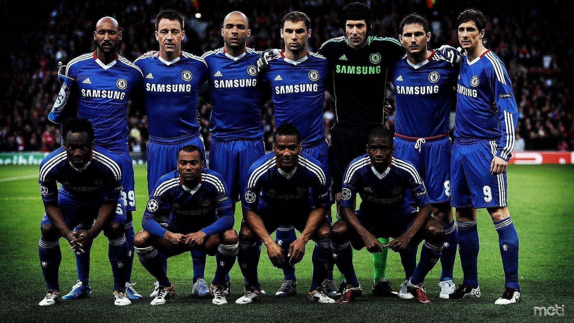 Chelsea football wallpapers in HD - English soccer club from London