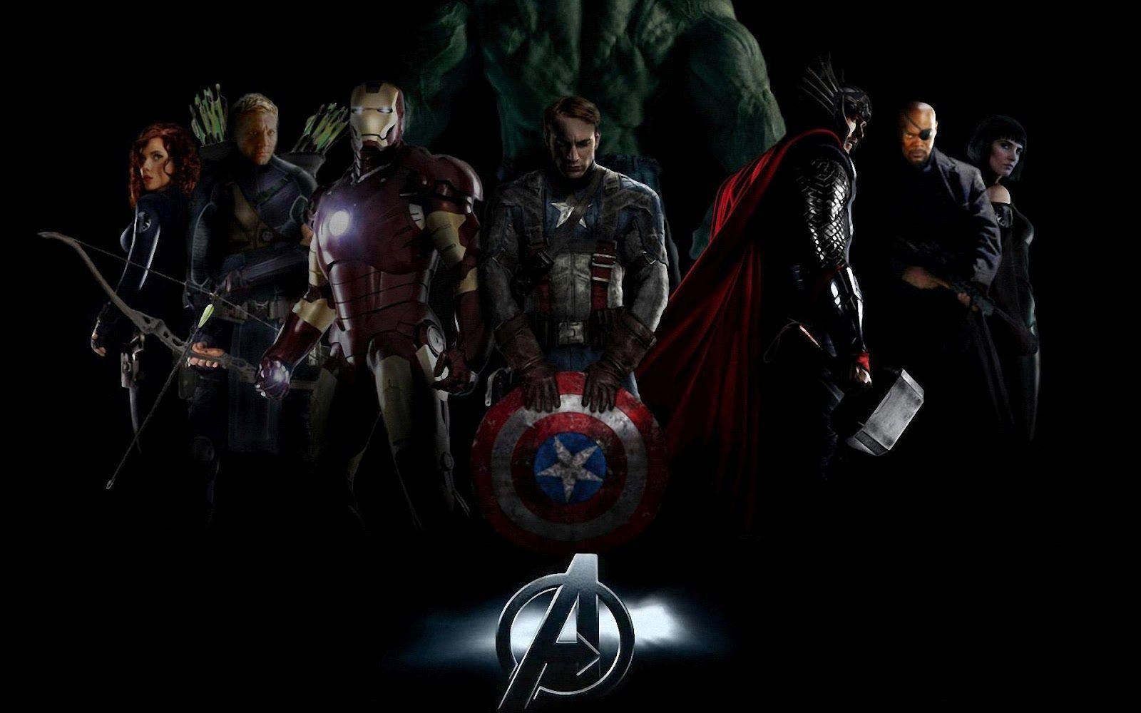 Image For > Avengers Wallpapers Hd 1080p