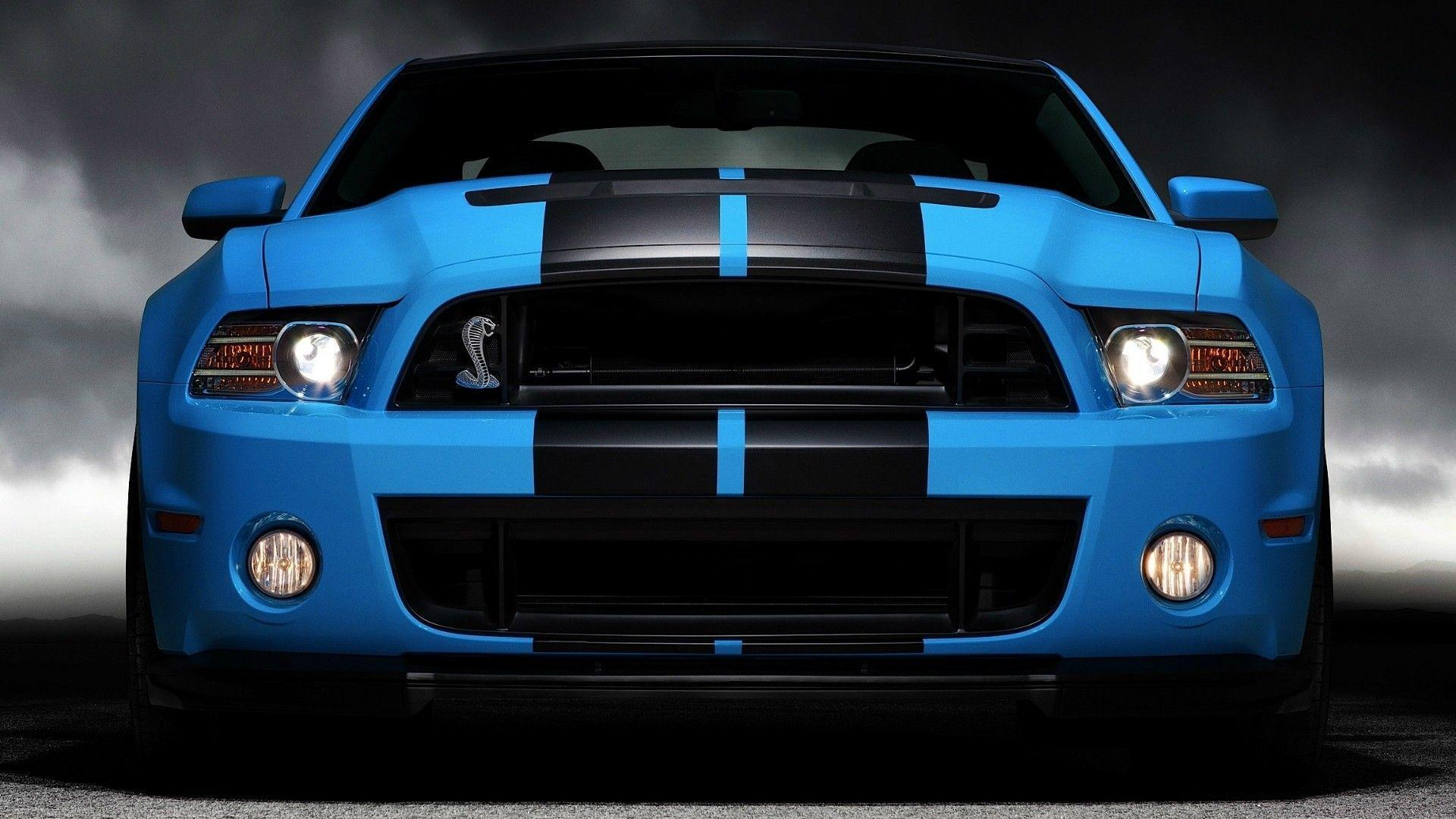 Vehicle: Ford Shelby Ford Mustang Shel By Gt500 Best Quality Hd