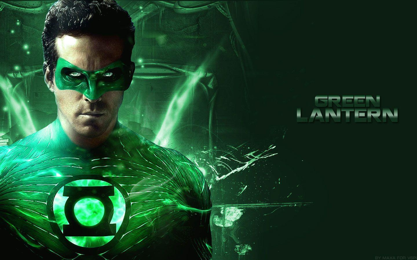 Green Lantern Wallpapers and Backgrounds