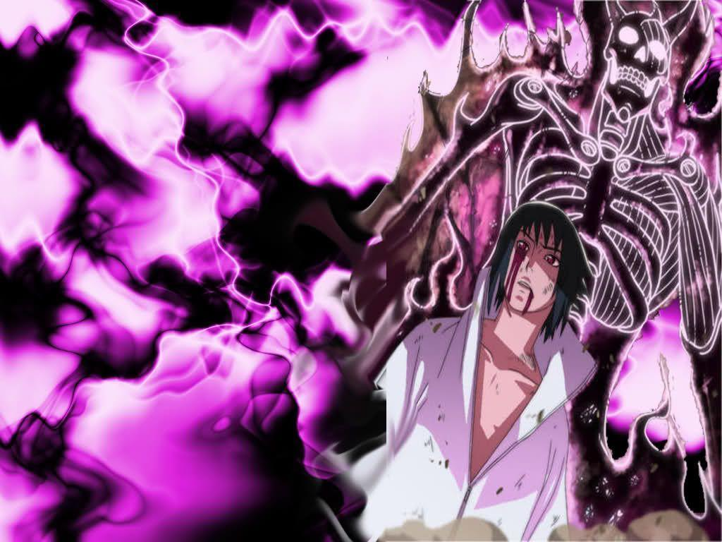 Sasuke Susanoo Wallpapers - Wallpaper Cave