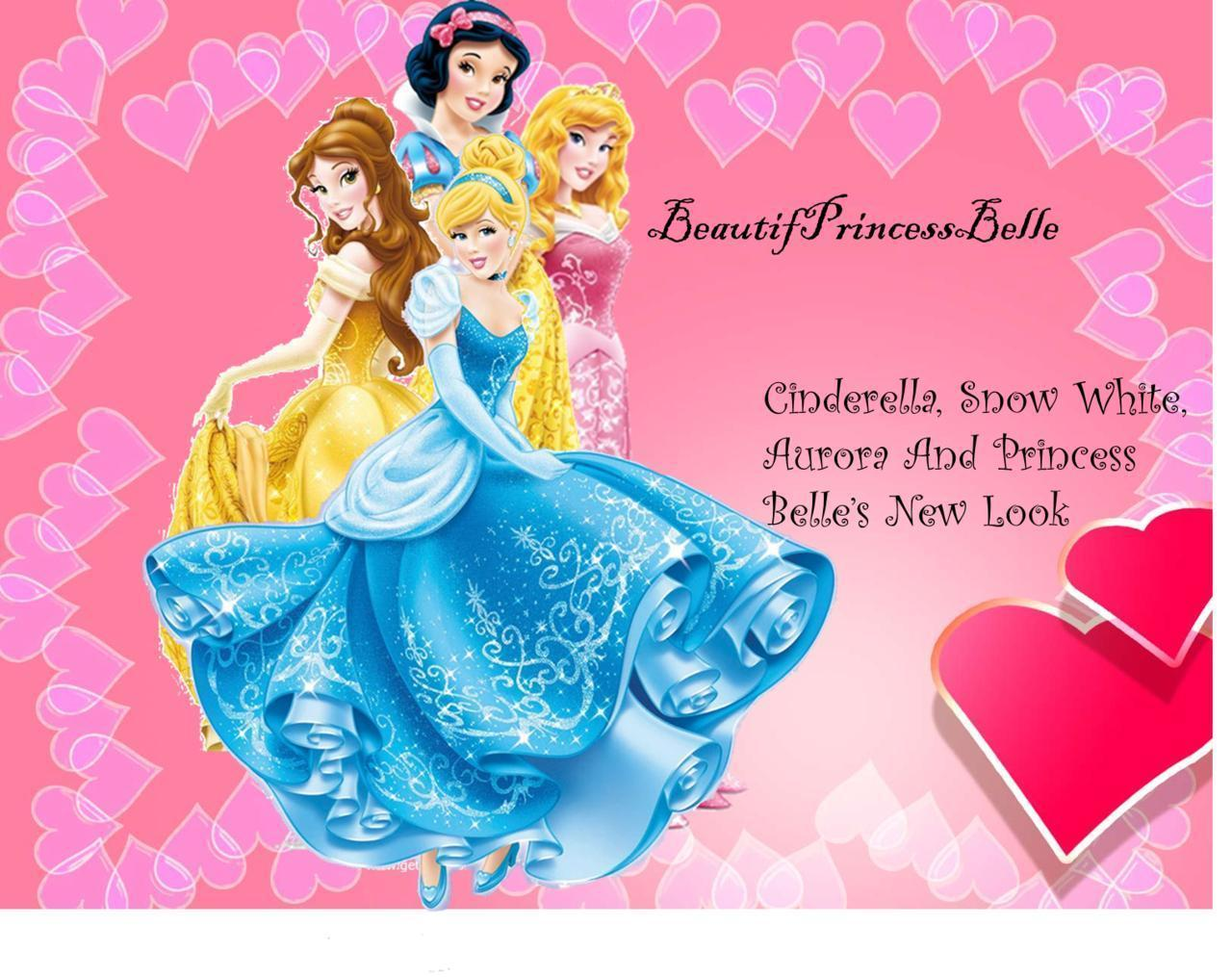 New Disney Princesses Look Images Pictures