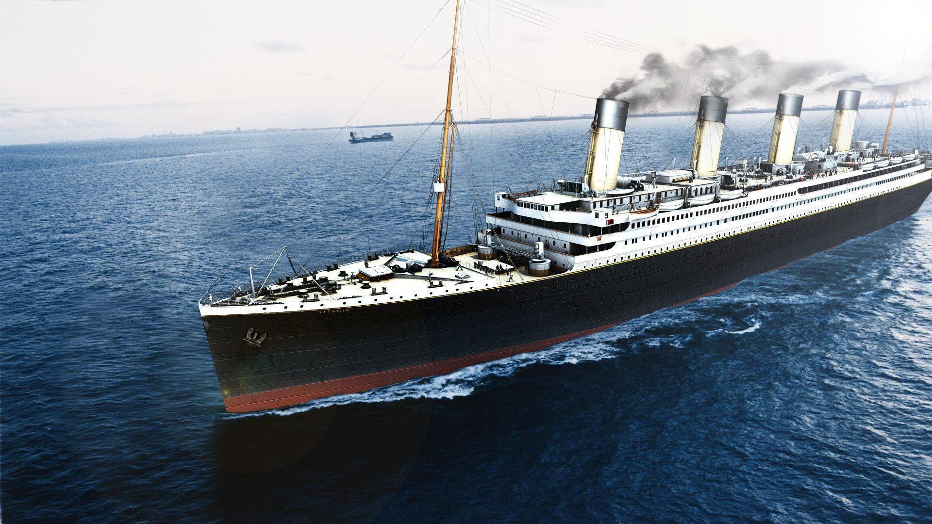 Titanic Wallpaper image - Mod DB