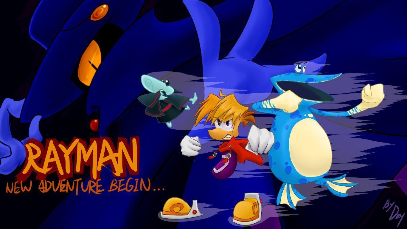 DeviantArt: More Like Rayman:new wallpapers by amberday