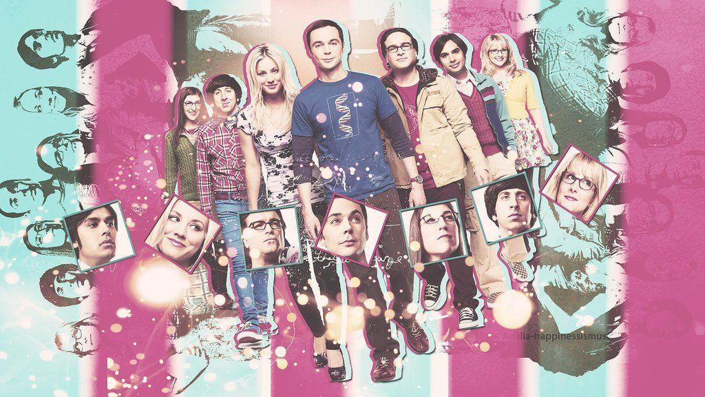 DeviantArt: More Like The cast of the big bang theory wallpaper by ...