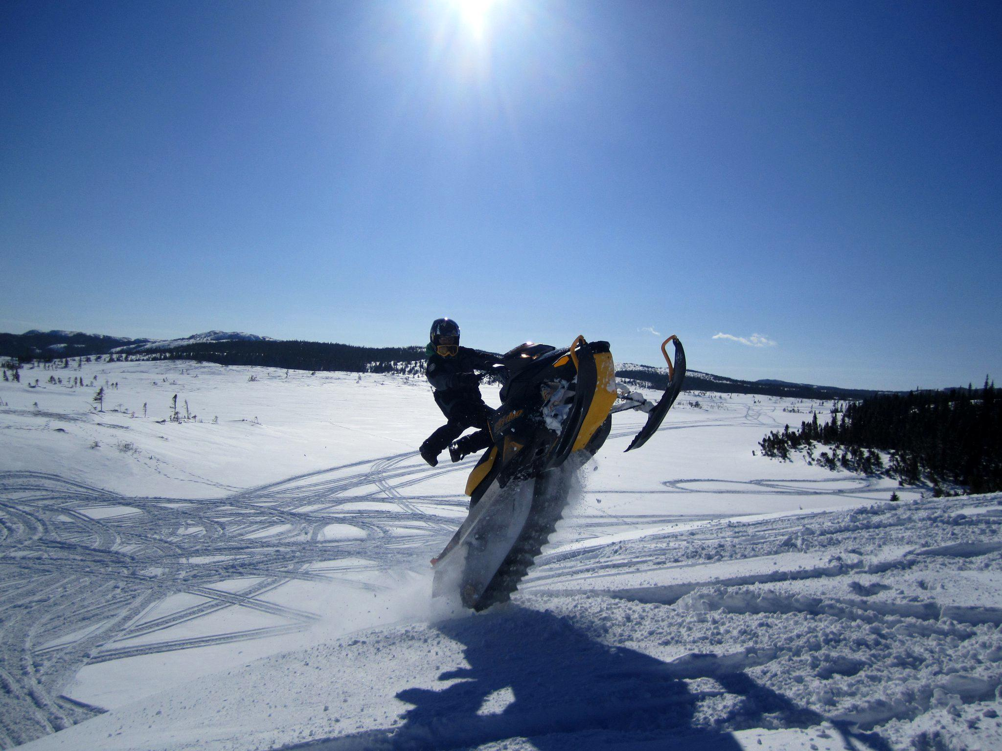 Ski-Doo - BRP | The Most Popular Snowmobiles in the World