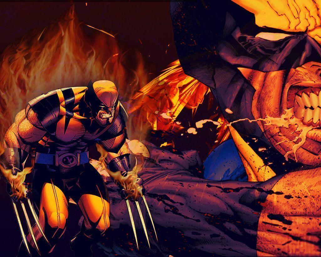 Hd Wallpaper Wolverine Green Wallpapers 1920x1080PX ~ Wolverine Hd ...