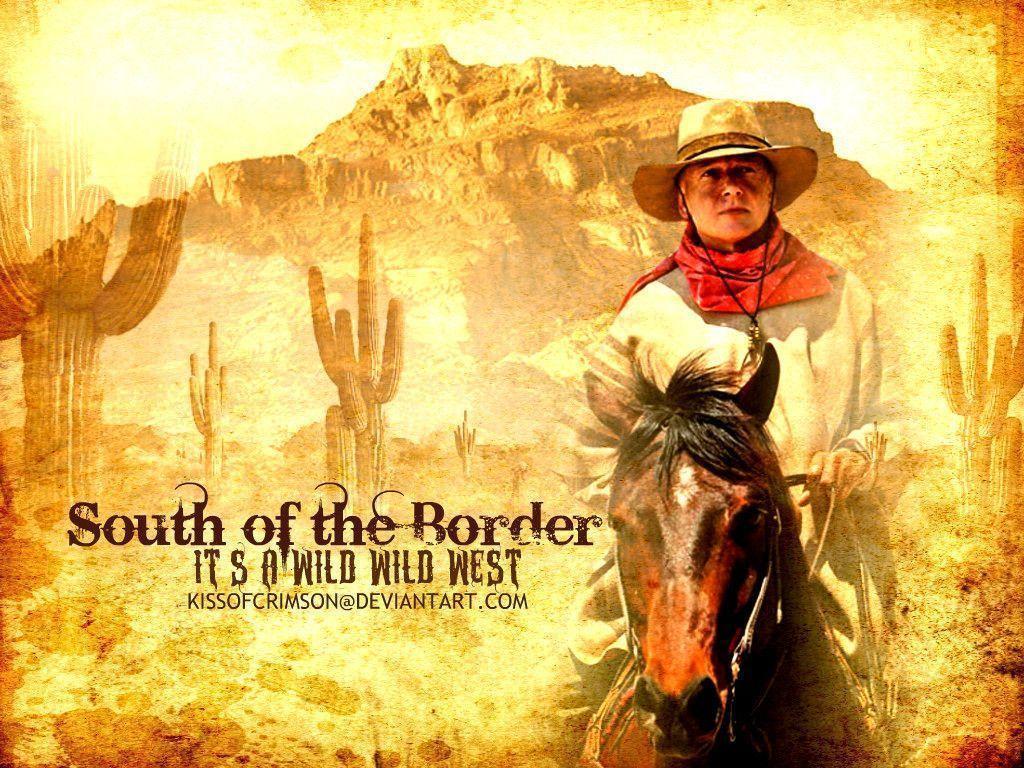 wild west wallpaper-#22