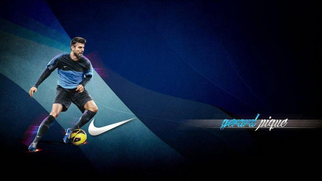 Gerard Pique Spanish Professional Footballer Wallpapers
