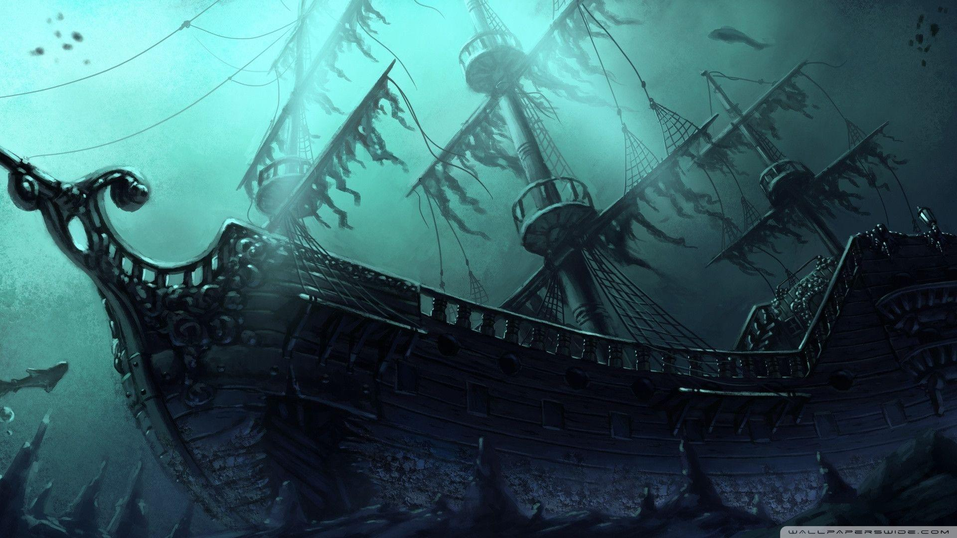 pirate ship computer wallpapers -#main