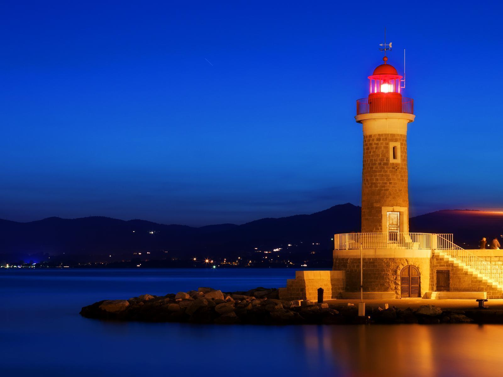 Red Cap Lighthouse wallpaper – Republicans Have Guiding Principles ...