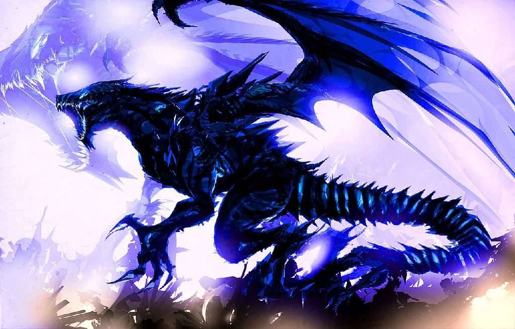 Purple Dragon Wallpapers