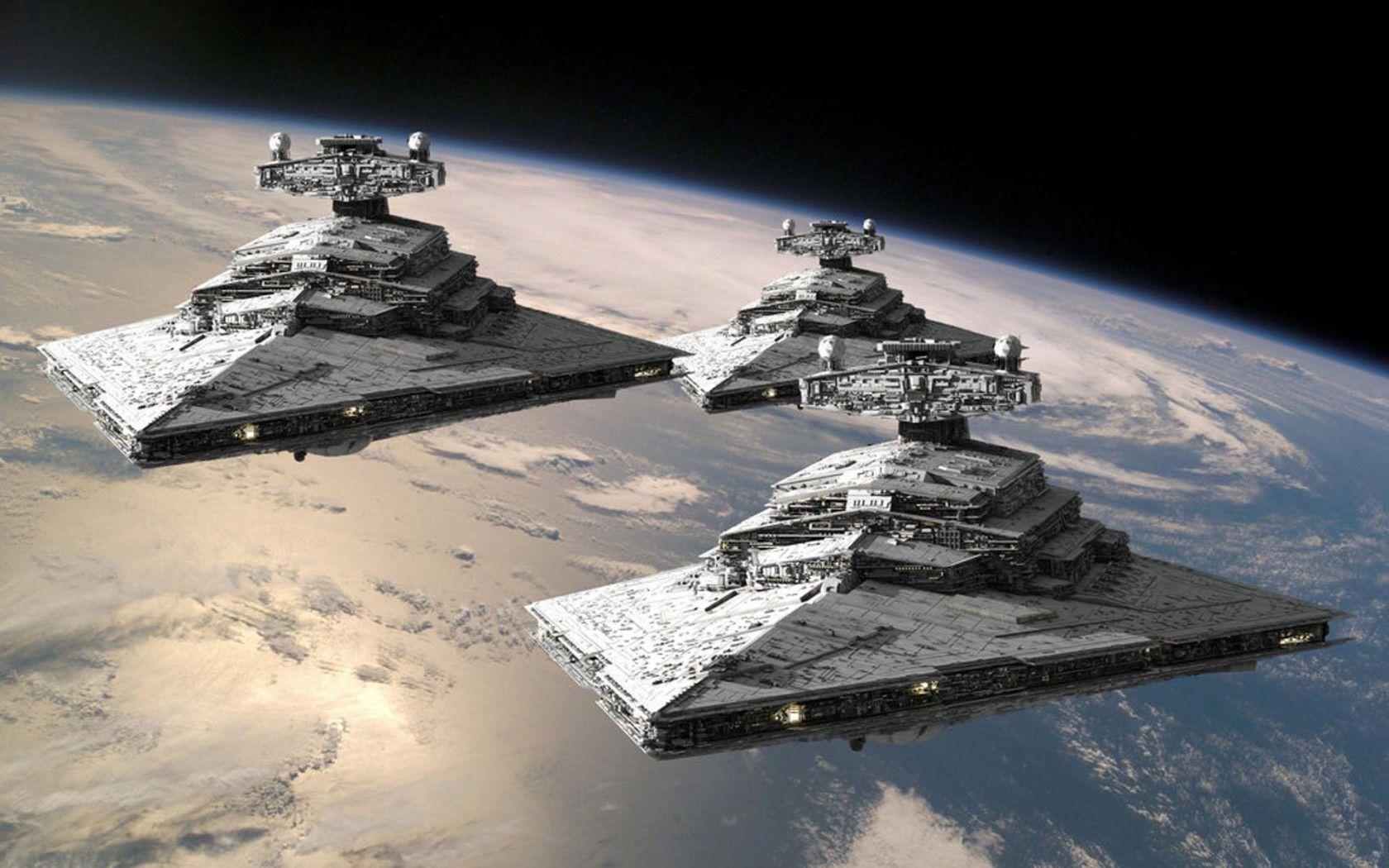 Spaceship Wallpaper - Viewing Gallery