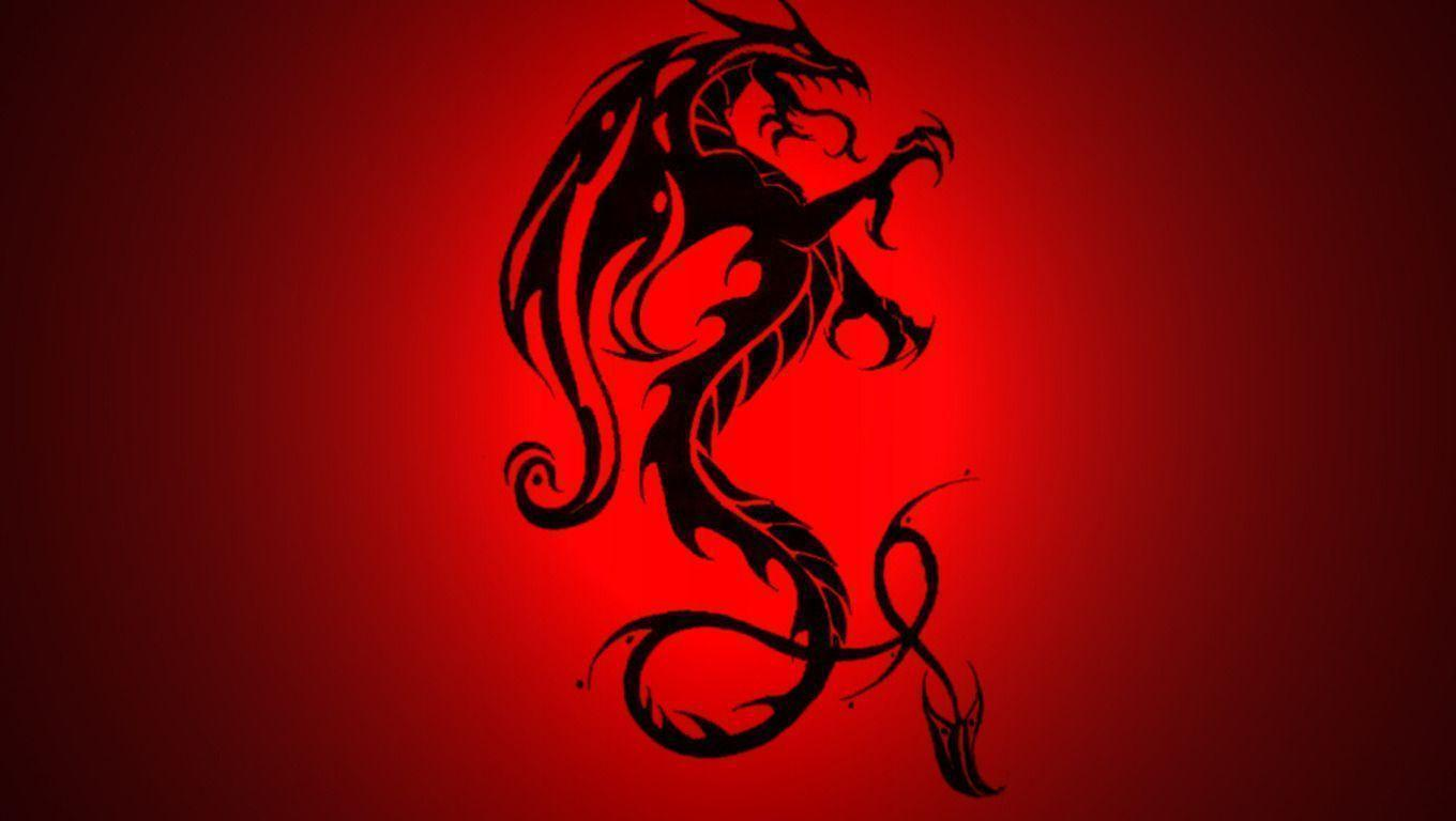 red dragons wallpaper - photo #4