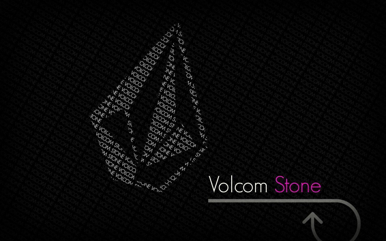 Wallpaper iphone warna hitam - Wallpapers For Volcom Stone Logo Wallpaper