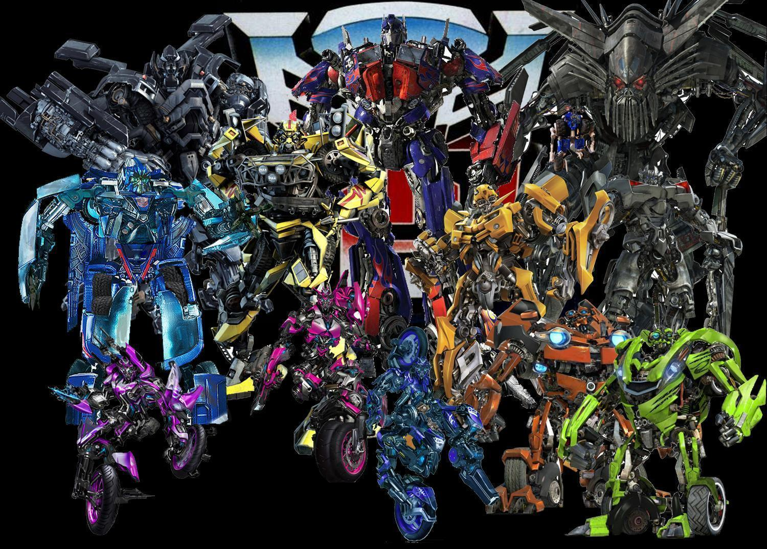 Transformers Wallpapers Autobots - Wallpaper Cave