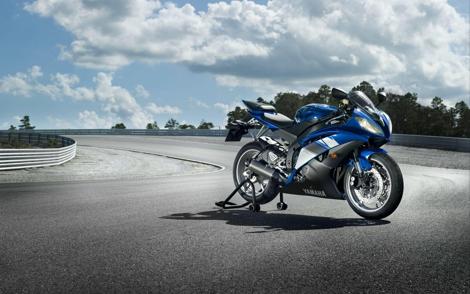 Yamaha R6 Wallpapers Hd