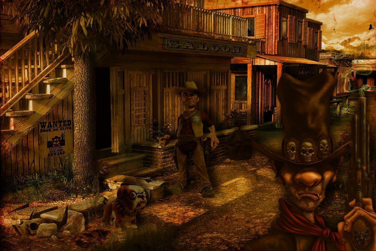 Wild West Wallpapers Wallpaper Cave